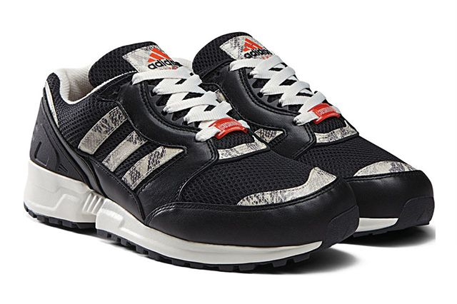 Adidas Originals Eqt Running Cushion Snake Lux Pack Black 02