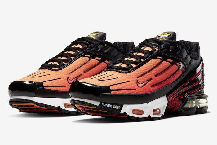 Nike Air Max Plua 3 Tiger Toe
