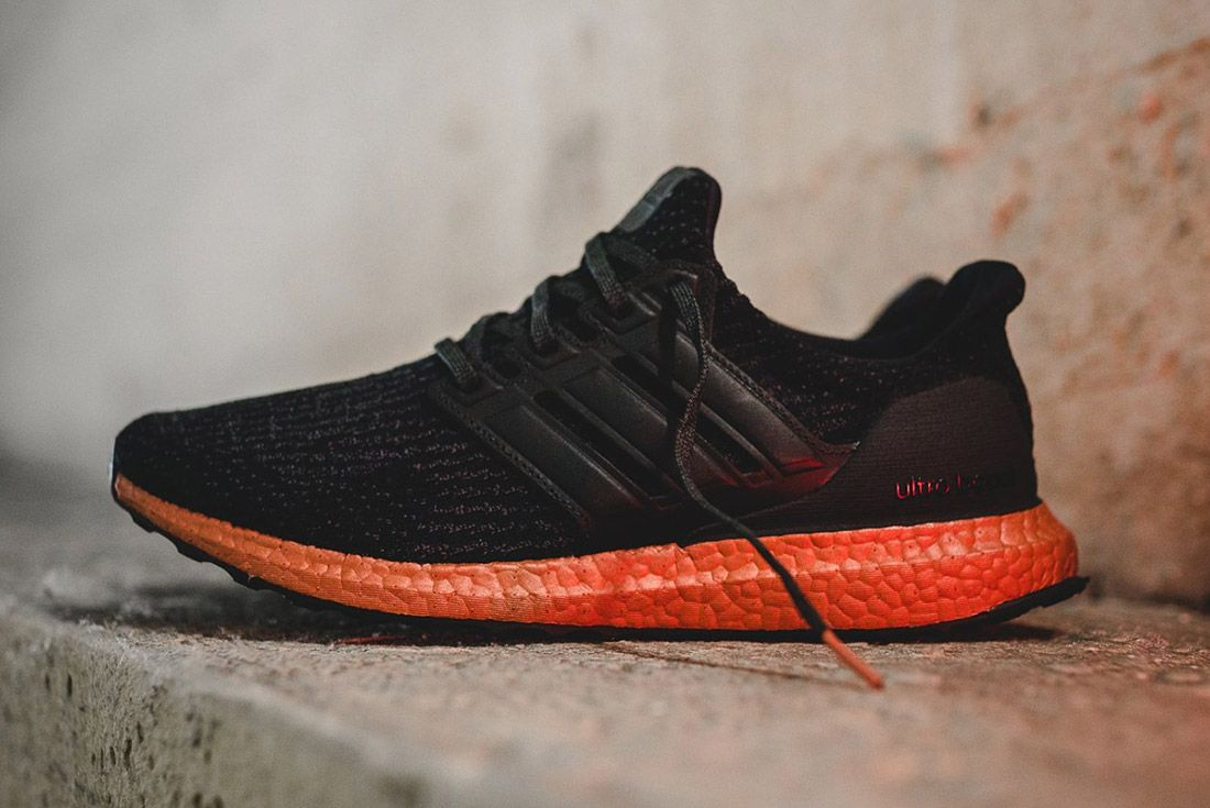 Adidas Ultra Boost Copper Tech Ruse Black 2