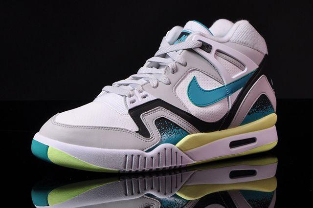 Nike Air Tech Challenge Ii Turbo Green 5