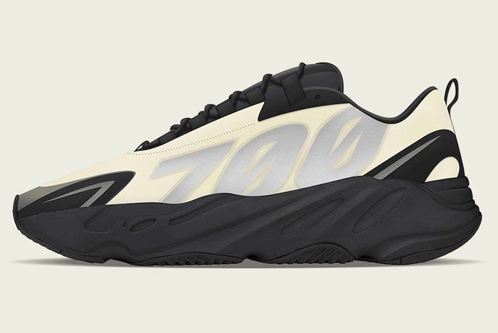 Adidas Yeezy Boost 700 Mnvn Bone Left