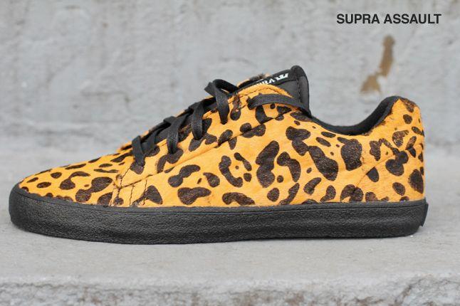 Supra Leopard Skin 2