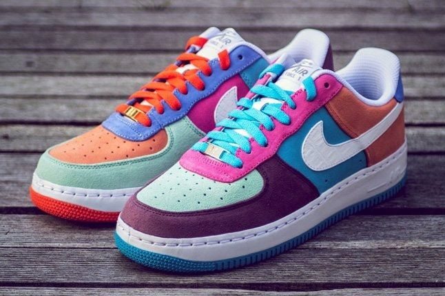 Nike Id Air Force 1 What The Af1 8