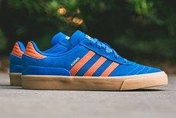 Adidas Skate Buseinitz Vulc Knicks Thumb
