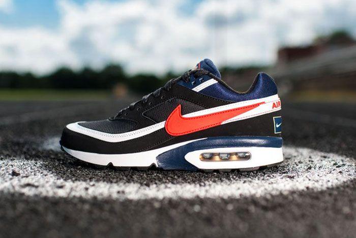 Nike Air Max Bw Usa Feature