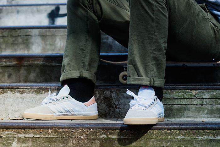 Adidas Lucas Premiere Adv Crystal Whitesun Glow5