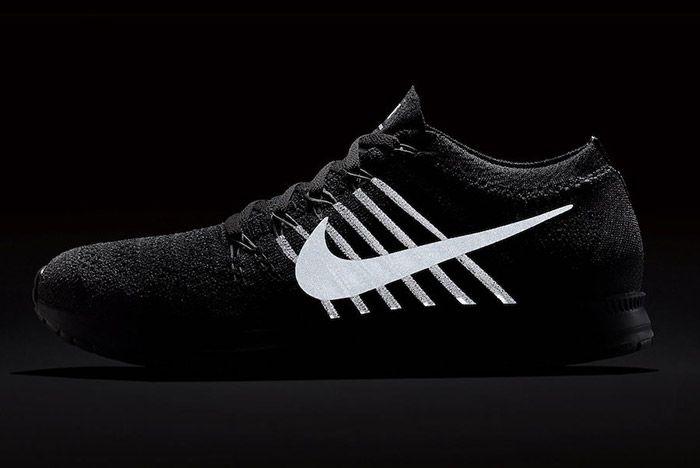 Nike Zoom Flyknit Streak Black Reflective 6