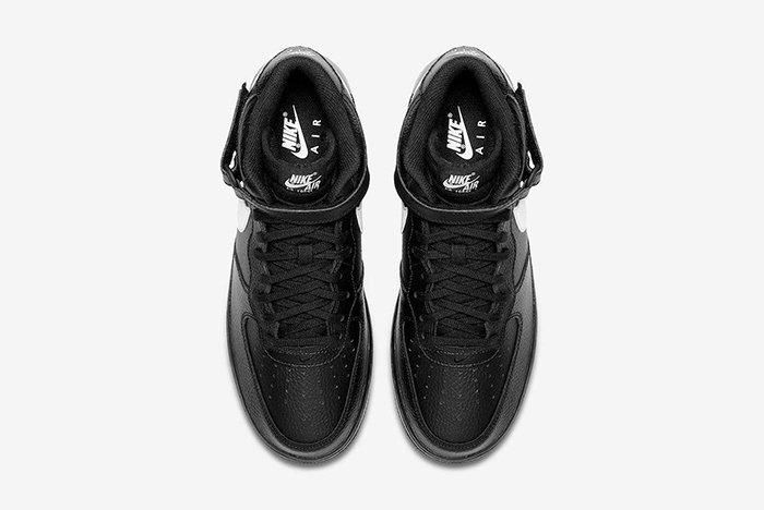 Nike Air Force 1 Mid Reflective Swoosh Pack 10