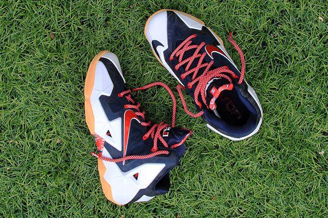 Nike Lebron 11 Independence Day