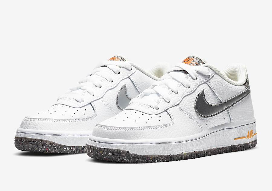 Nike Air Force 1 Space Hippie Angled