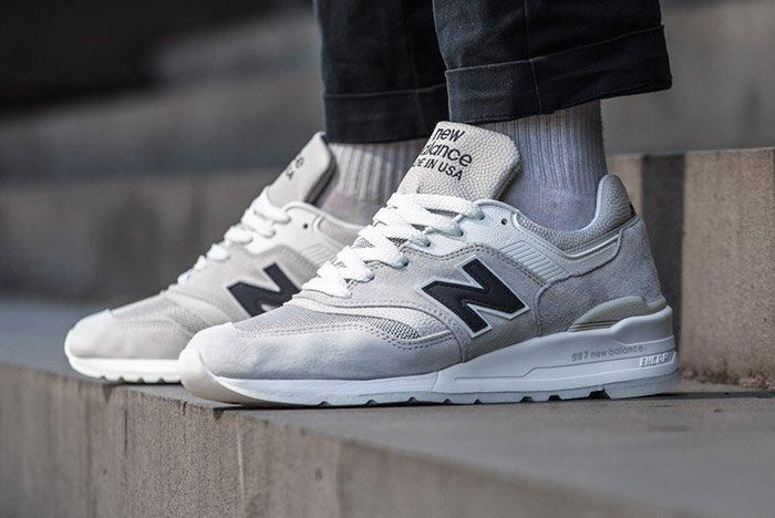 New Balance 997 Made In Usa Off White 1