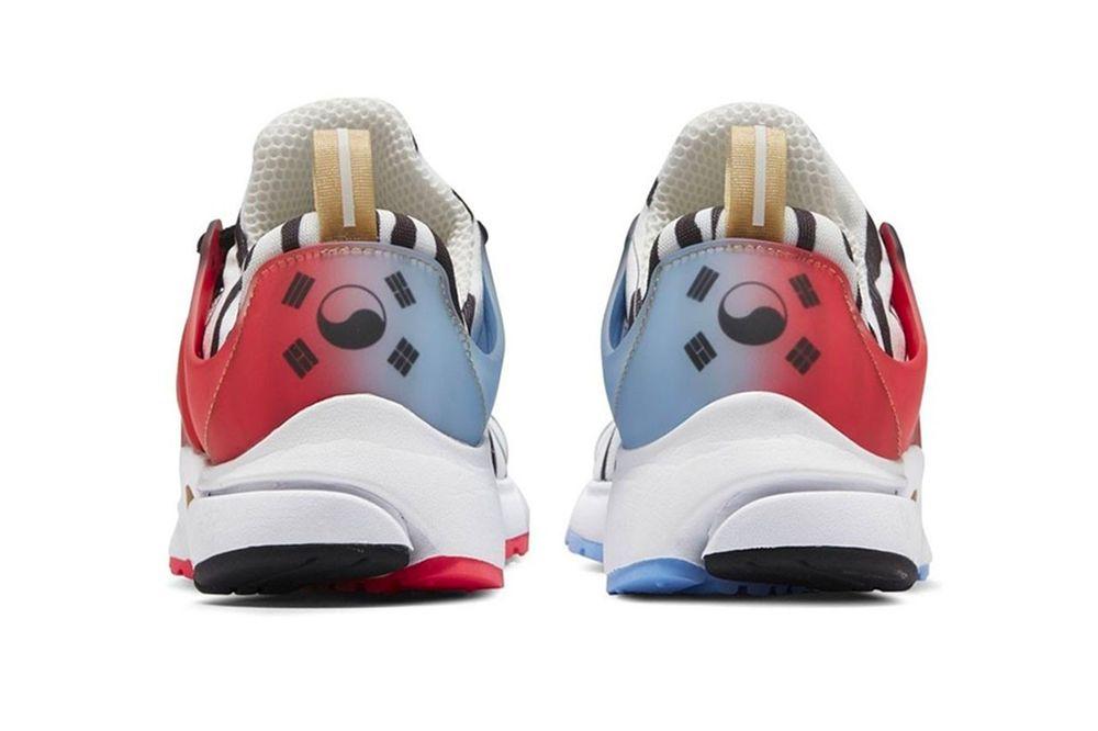 Nike Air Presto Korea Heel