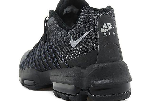 Nike Air Max 95 Ultra Jcqrd Black 3