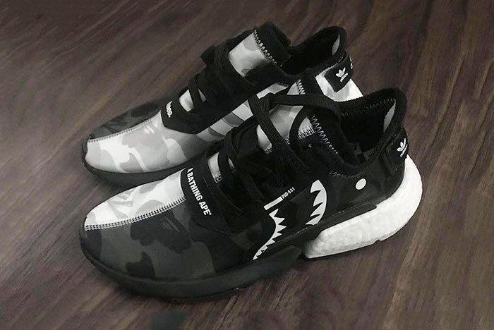Adidas Pod Bape Neighborhood 2