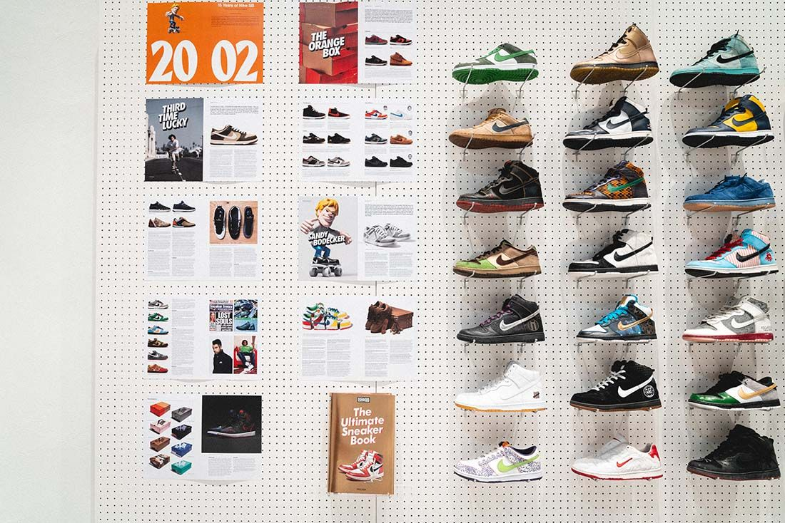 Sneakerness Milan Nike Dunk Expo Special Sneaker Club Event Recap 3 Left