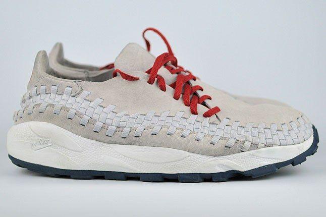 Nike Air Footscape Grey 1