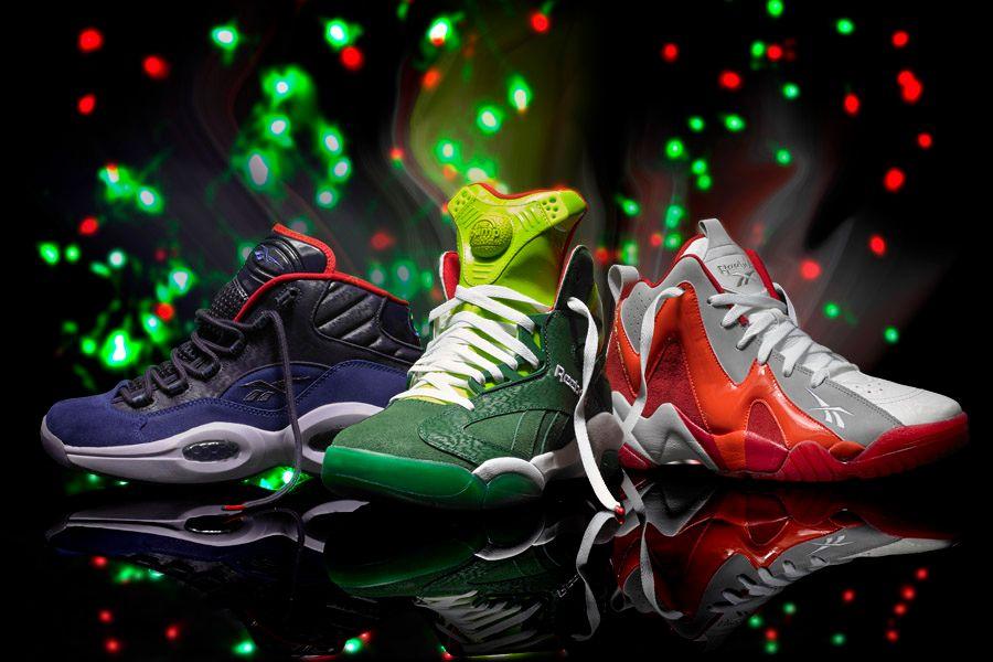 Reebok 'Ghosts of Christmas' Pack