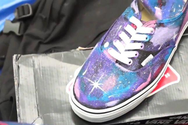 Sneaker Con Atl 2013 Vans 1