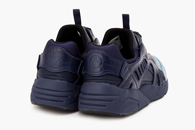 United Arrows Sons X Puma Disc Blaze Indigo3
