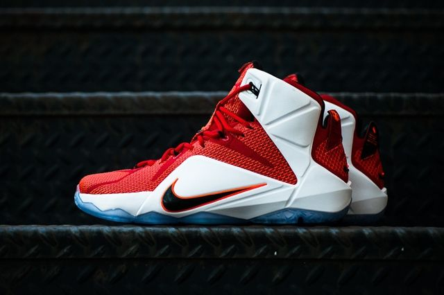 Nike Lebron 12 Heart Of A Lion 1