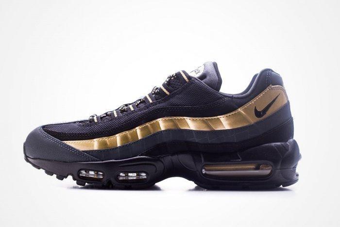 Nike Air Max 95 Premium Gold Strike A