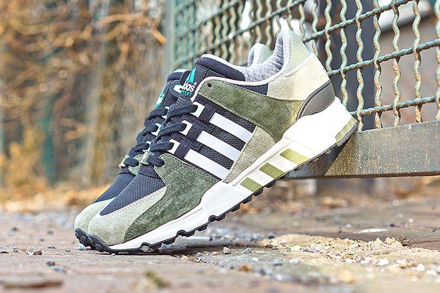 Adidas Originals Eqt Support Premium Suede Pack 4