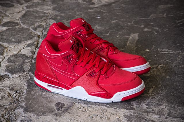 Nike Air Flight89 University Red 2