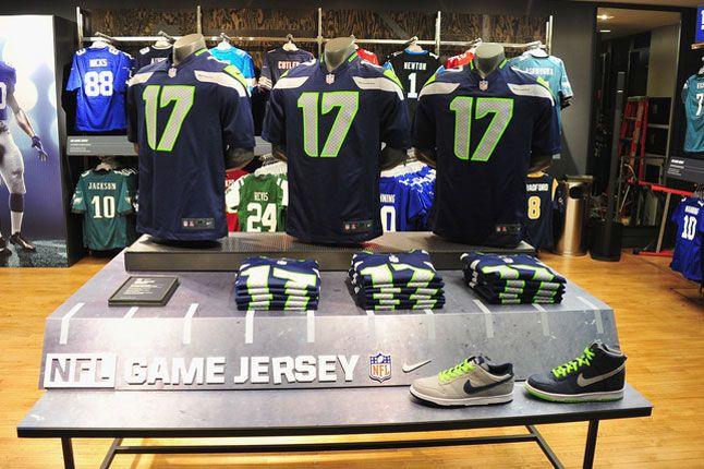 Nike Nfl Jersey Launch 07 11