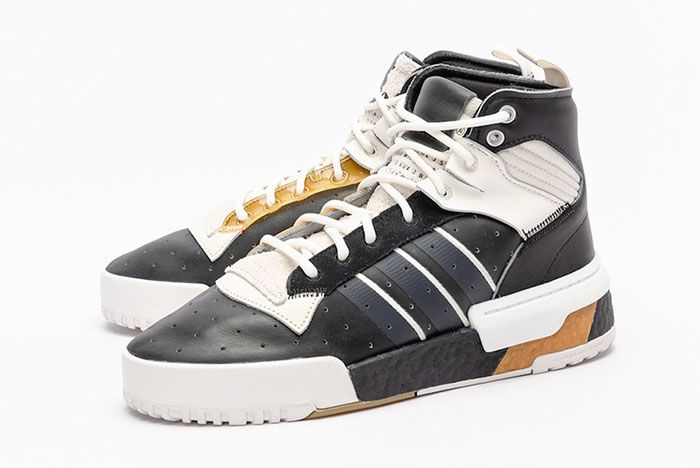 Adidas Rivalry Rm Core Black White Ee4984 Front Angle