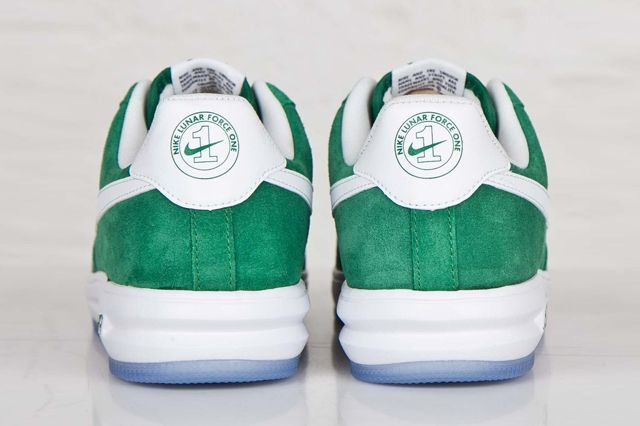 Nike Lunar Force 1 Pine Green Bumper 1