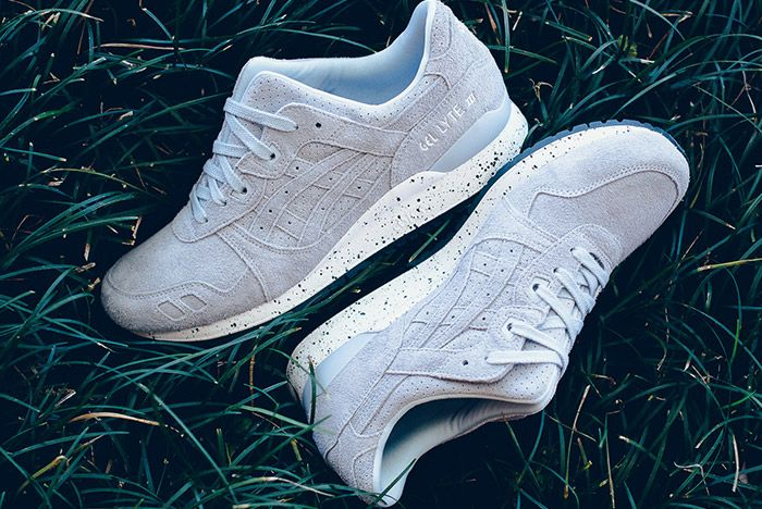Asics Gel Lyte Iii Apricot Ice Plein Air Patina Green Sneaker Politics 5