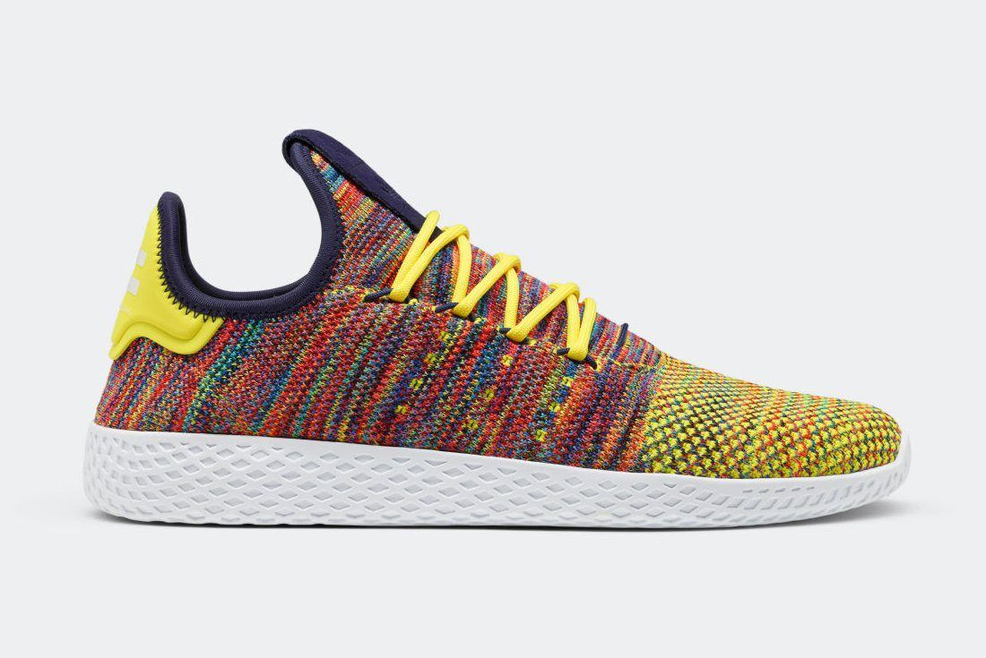 Pharrell X Adidas Tennis Hu 3