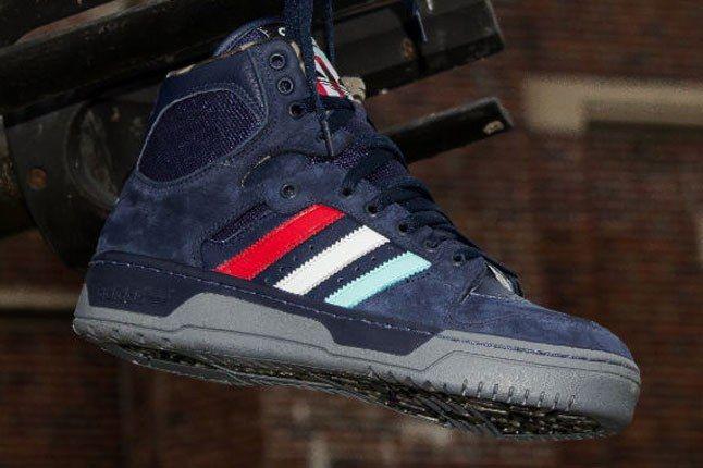 Packer Adidas New Jersey Sneaker 1