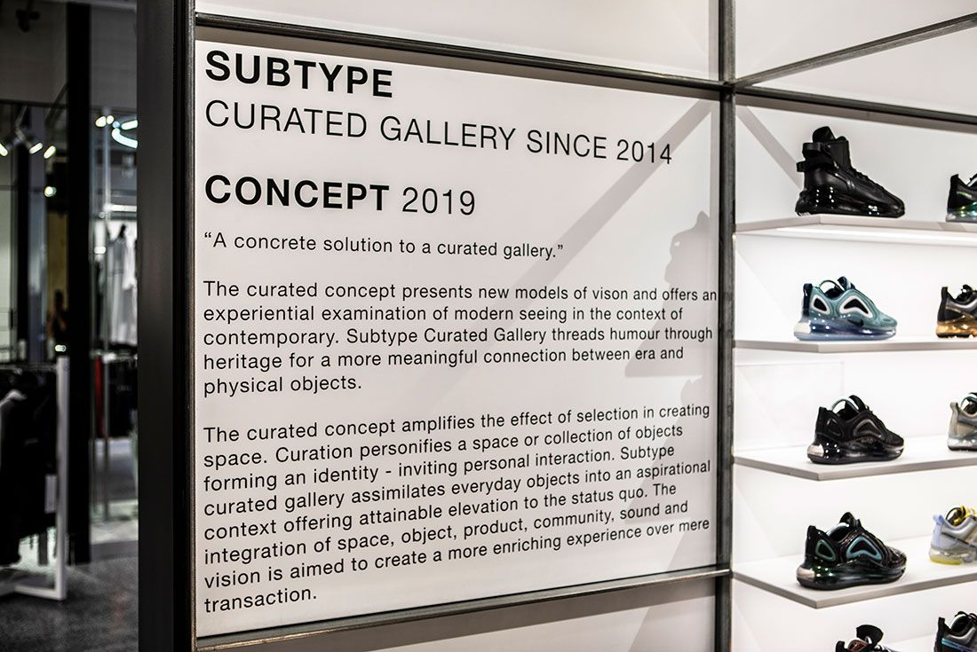 Subtype Opening Melbourne 8511