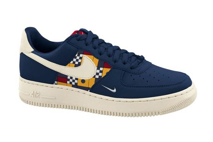 Nike Air Force 1 07 Lv8 Nautical Ar5394 400 Sneaker Freaker 1