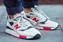 Jcrew New Balance 998 Made In Usa Independence Day Thumb