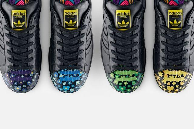 Adidas Originals Pharrell Williams Supershell Pharrrell 2