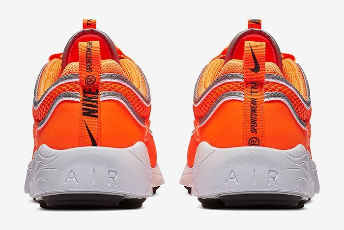 Nike Air Spiridon Orange Sneaker Freaker6