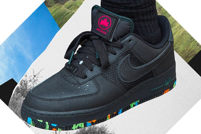Nike Air Force 1 Nyc City Parks Left