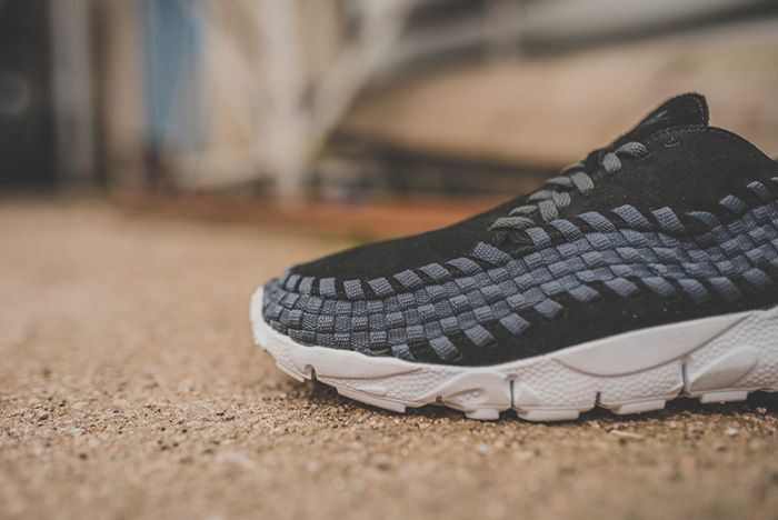 Nike Air Footscape Woven Nm Black 1