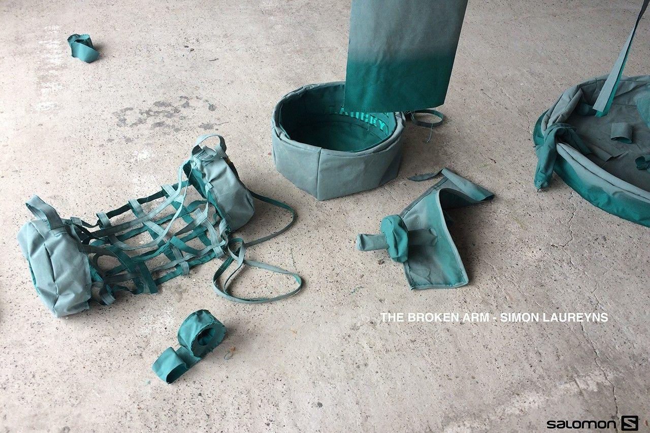 The Broken Arm x Salomon Outpro Matryx