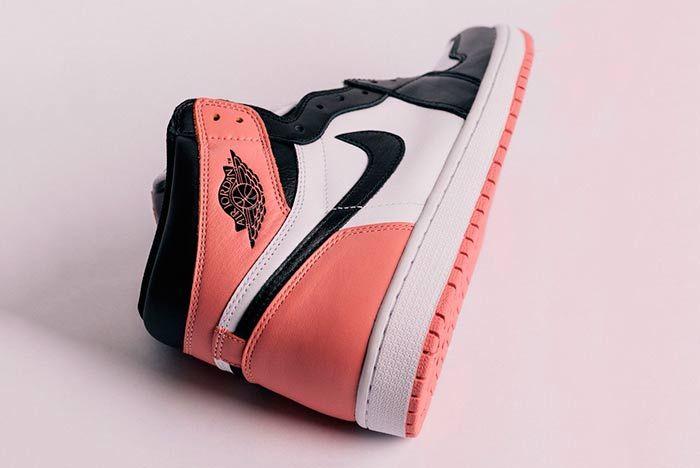 Air Jordan 1 Rust Pink 2