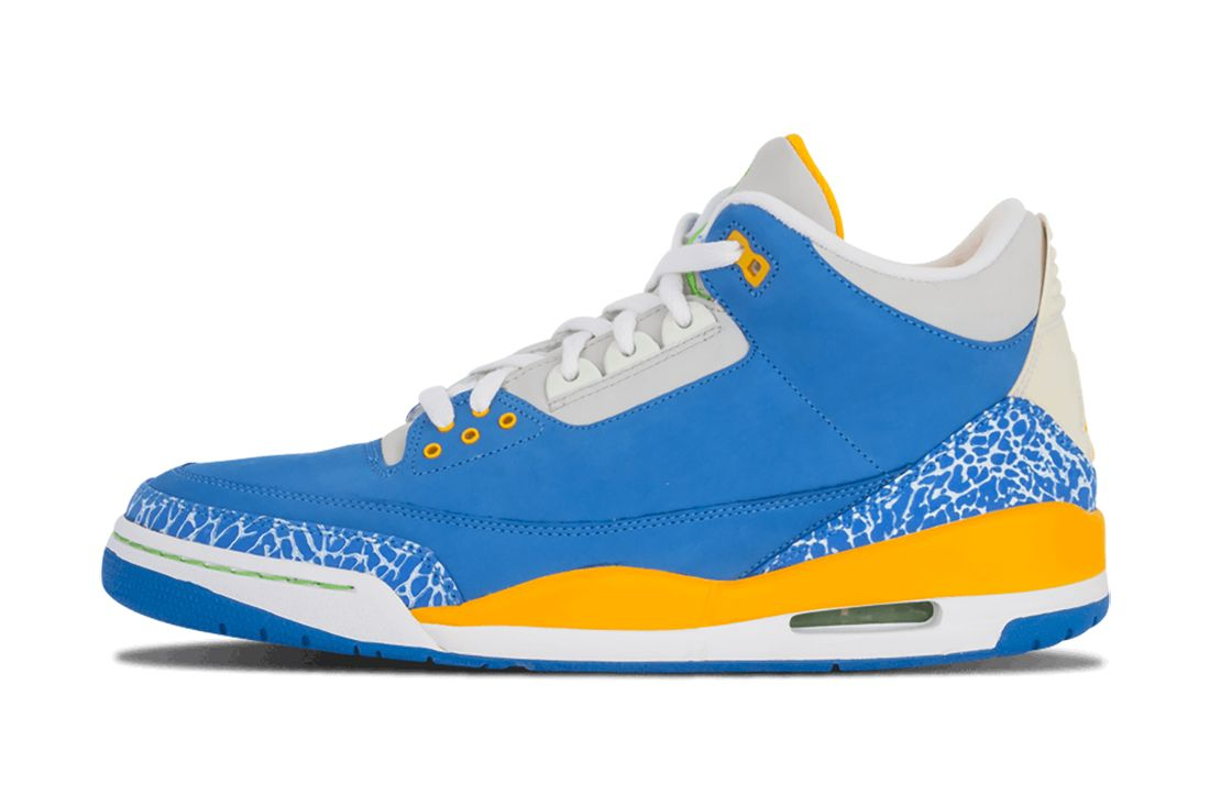 Do The Right Thing Air Jordan 3 Best Feature