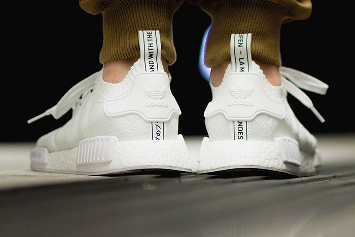 Adidas Nmd White 1
