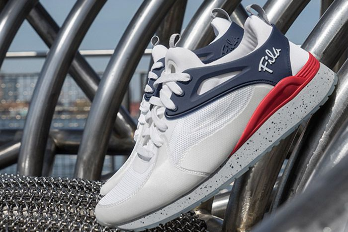 Fila Overpass Fusion 2 0 White Red Blue 4