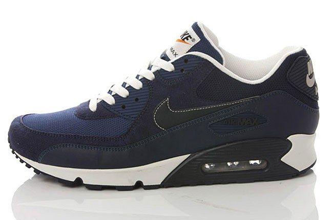 Nike Navy Air Max 90 1