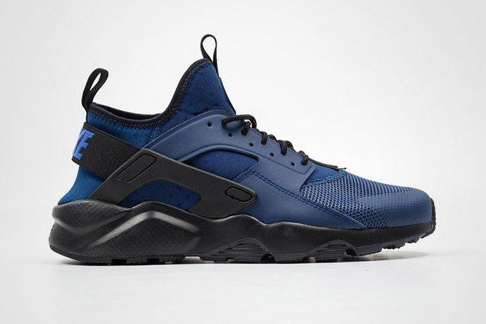 Nike Huarache Run Ultra Coastal Blue Thumb