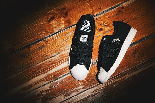 Adidas Originals X Neighborhood Fw14 Shelltoes 5
