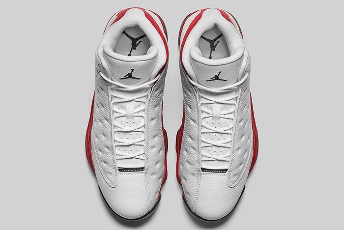 Air Jordan 13 True Red5