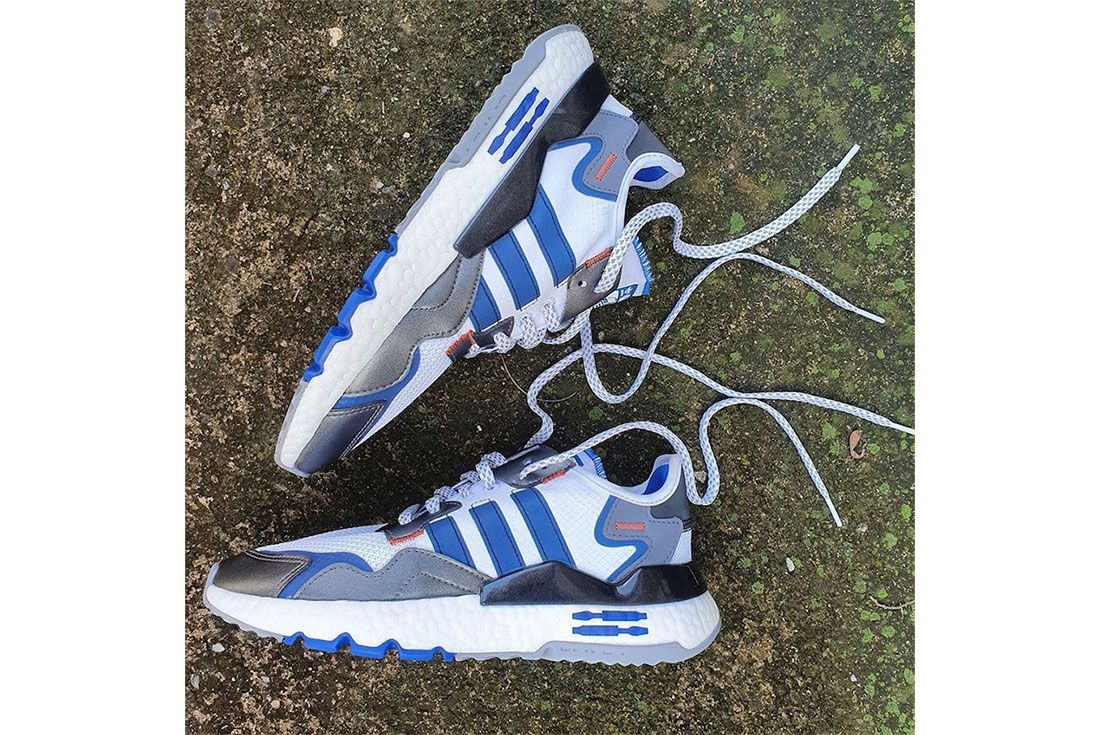 Star Wars Adidas Nite Jogger R2 D2 Release Date 5